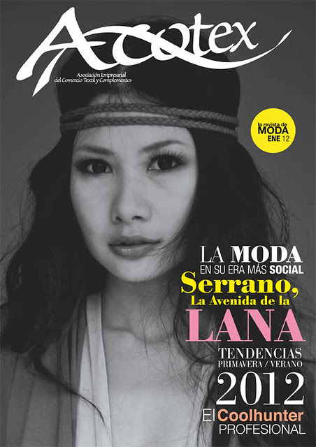Portada Revista Acotex