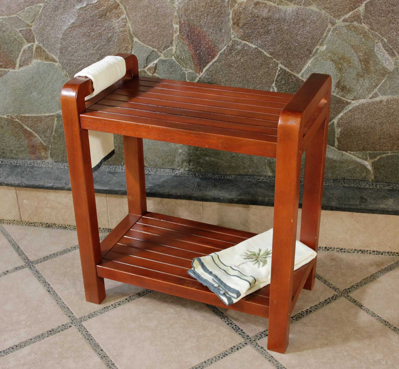 Teak Shower Bench Chair Stools Benches