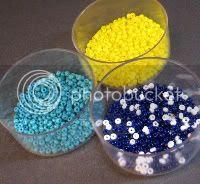 Nautical Seed Beads
