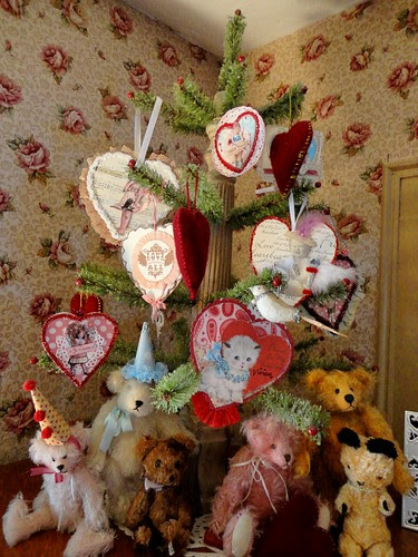 another valentine tree