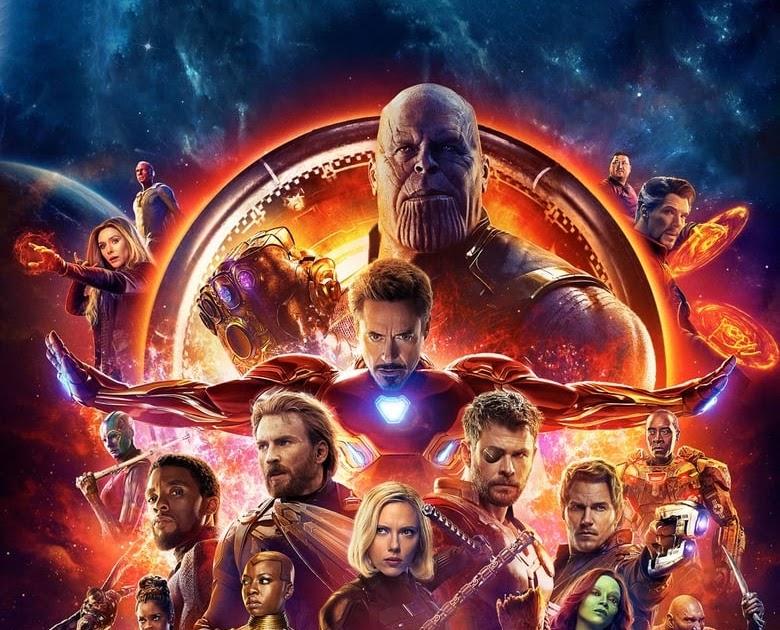 The Avengers Kinox