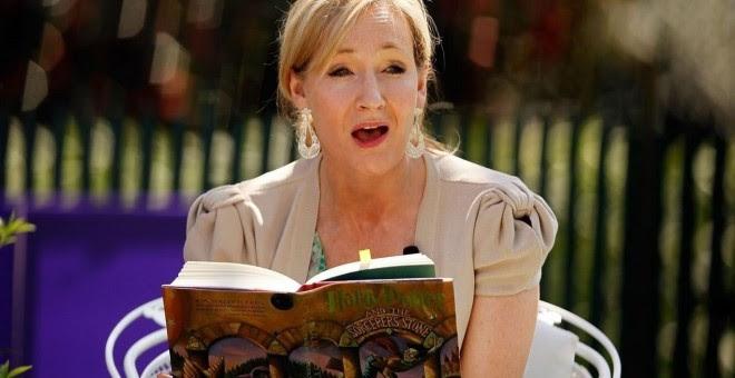 La escritora y autora de Harry Potter, J.K. Rowling./ EUROPA PRESS