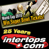 World Cup wagers bet at Intertops Sportsbook