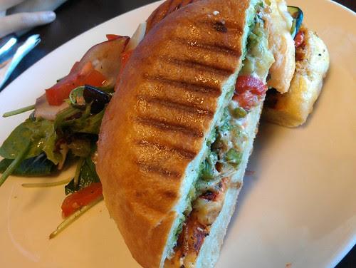 Vegetarian Sandwich @ Bread and Butter