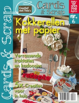 Cards & Scrap 6, iPad & Android magazine