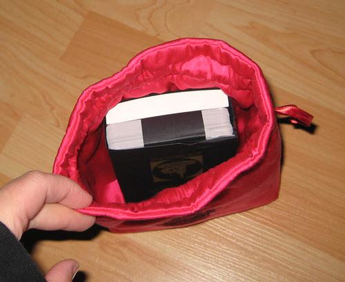 tarot bag contents