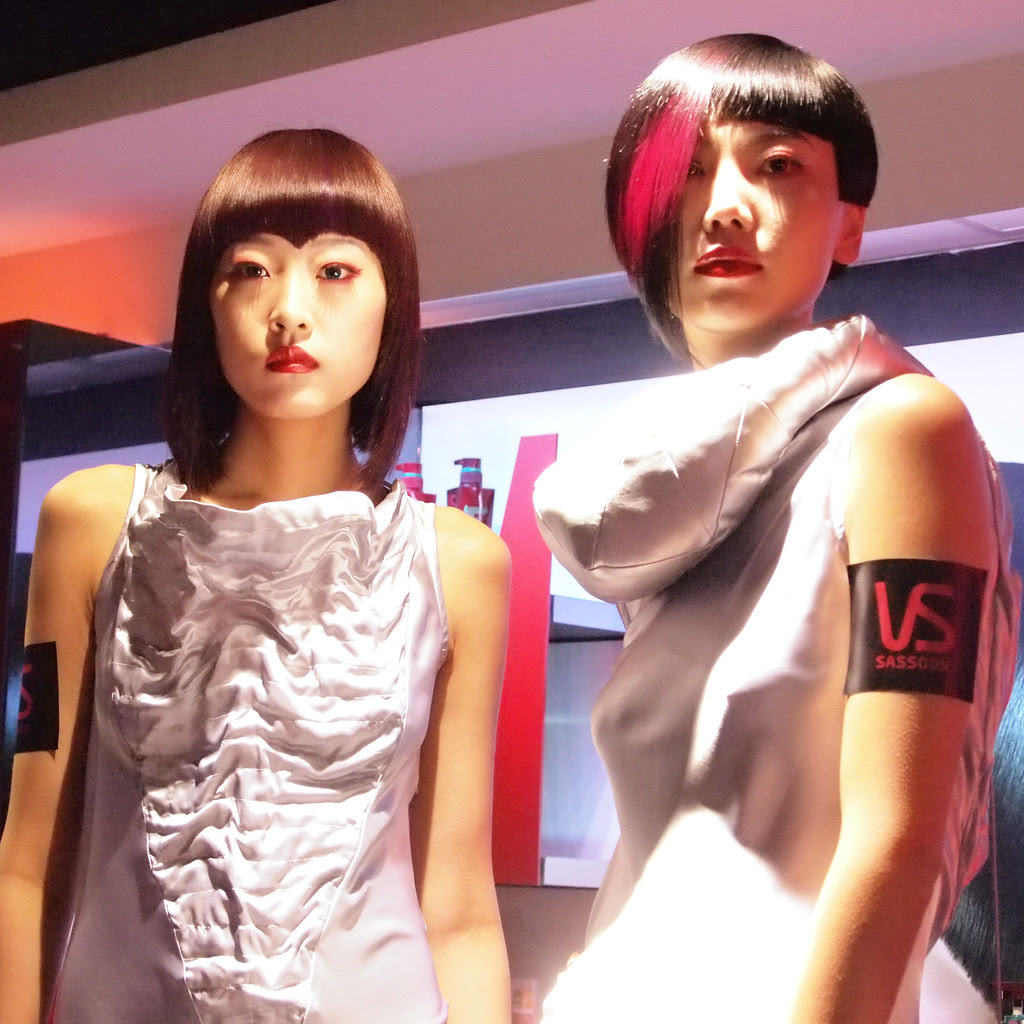 vs sassoon concept store