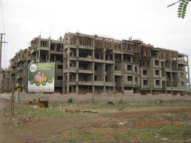 Site of UrbanGram Kirkatwadi, Sinhagad Road, Pune 411024