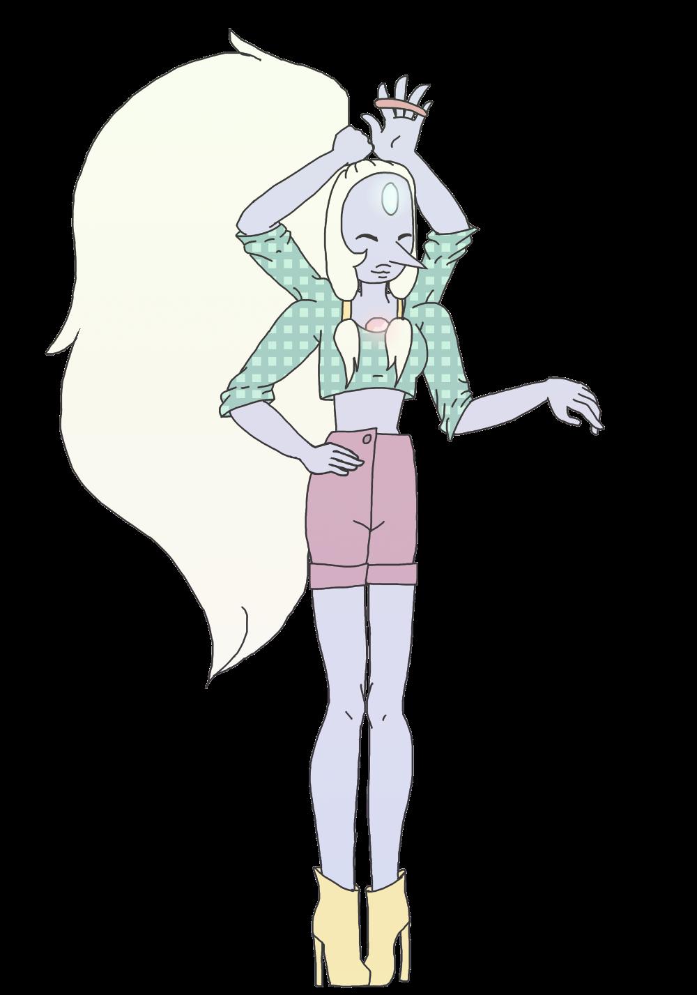 cute fashion Opal