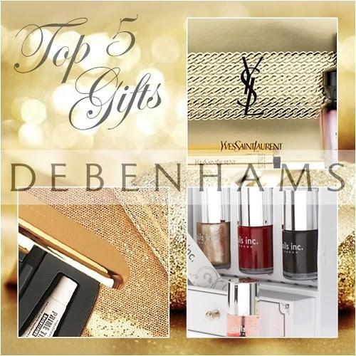 Debenahms Christmas 2012