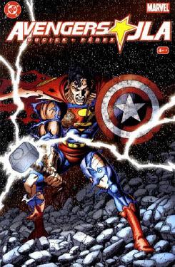 Avengers/JLA #4