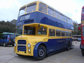 Eastbourne bus