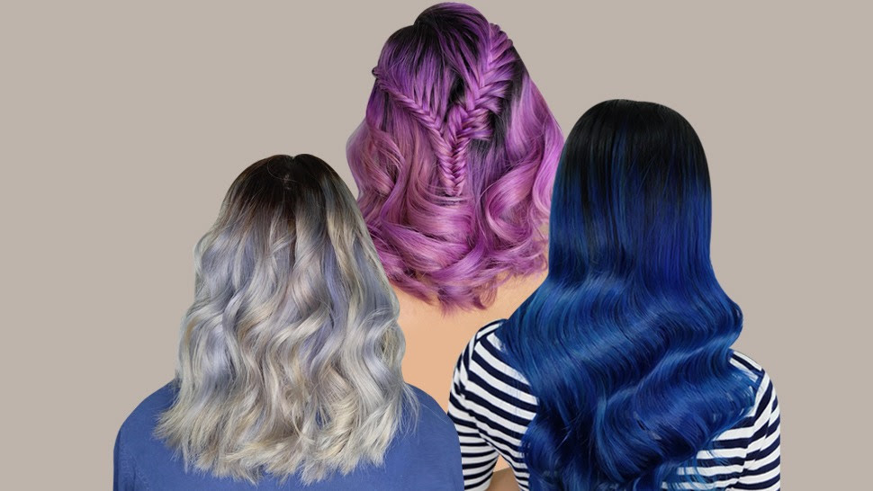 Review This Salon Can Make Your Crazy Hair Color Come True