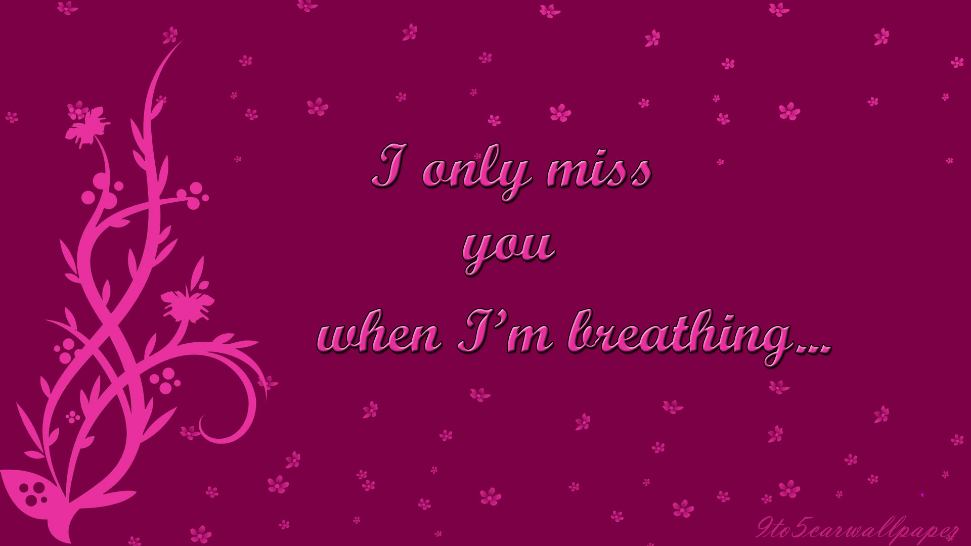 Miss You Wallpapers 66 Background Pictures