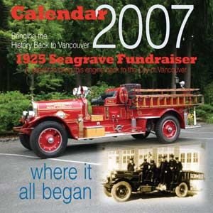 Vancouver (Wa.) Fire Department Conducting Calendar Fundraiser to
