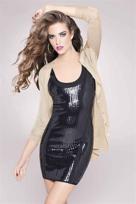Clara Alonso in BeBe October 2012 Lookbook   Fab Fashion Fix