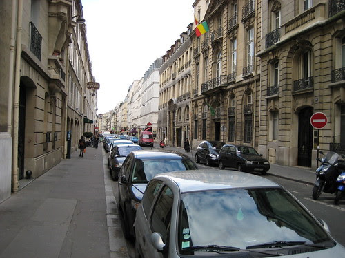 La Rue Du Cherche Midi, 6eme, Paris