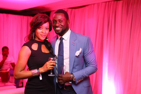 Chris Attoh and Damilola Adegbite might soon call it quit as the center no longer holds.