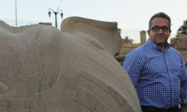 Khaled Anany Min. of Antiquities - Youm7