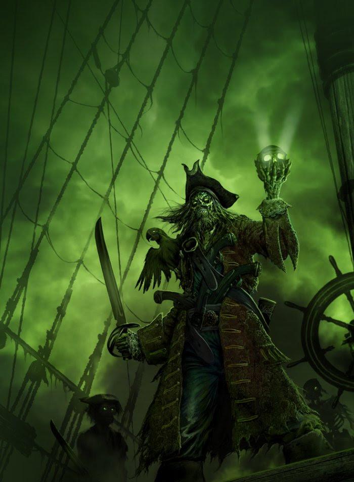 Défis Fantastiques Le Pirate de l'Au-delà
