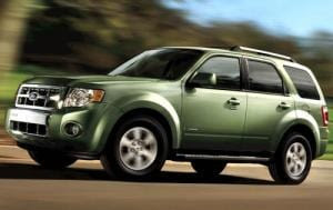 2011 Ford Escape Hybrid Limited SUV