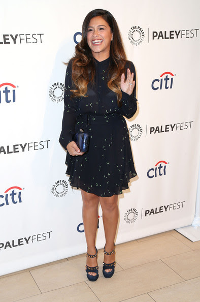 Gina Rodriguez - The Paley Center For Media's PaleyFest 2014 Fall TV Previews - The CW