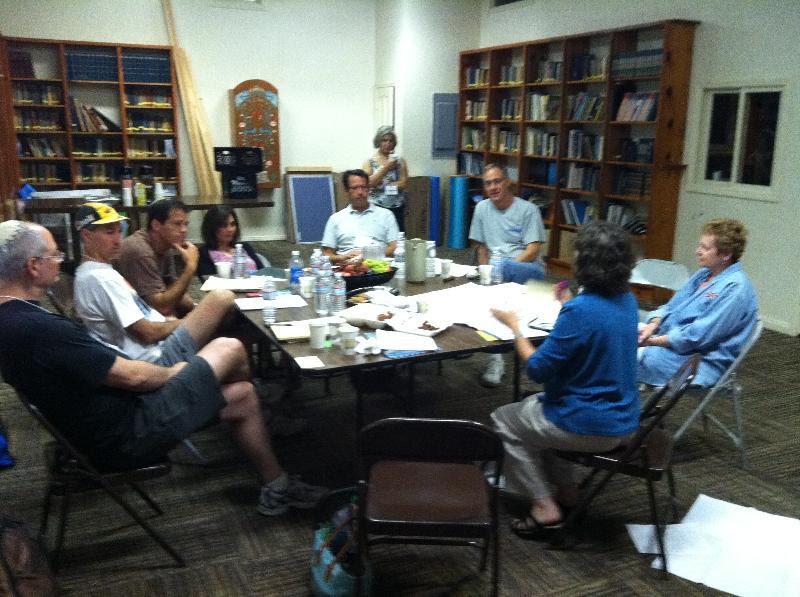 nor cal board meeting summer 2011