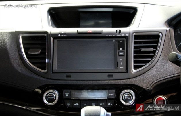 Head-Unit-Honda-CRV-Facelift