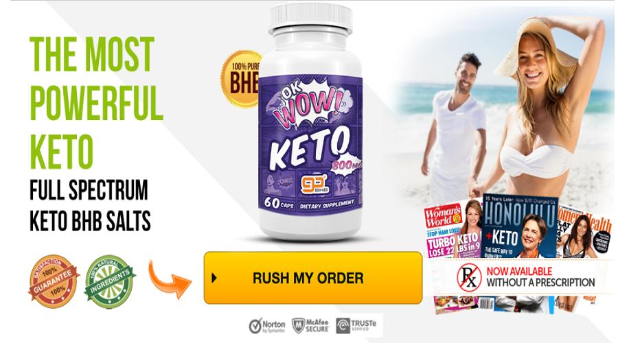 Ok wow keto reviews - Trim Fat FAST With Keto Pills ...