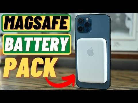 MagSafe Battery Pack UNBOXING & REVIEW IN HINDI| WORTH IT????