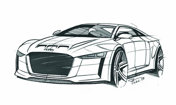 Next Audi quattro Concept to be A6-Based - 6SpeedOnline