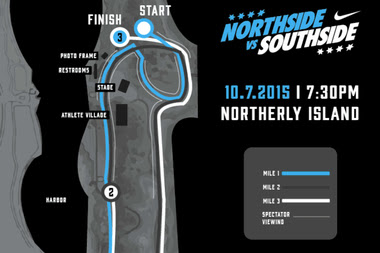 Northerly Island Park to Host First Sporting Event: a Cross-Country Meet