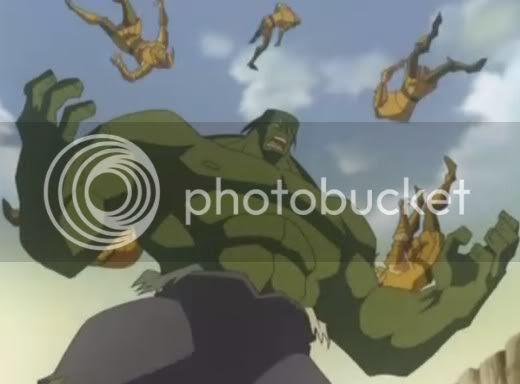 Em Foco: Hulk Vs.