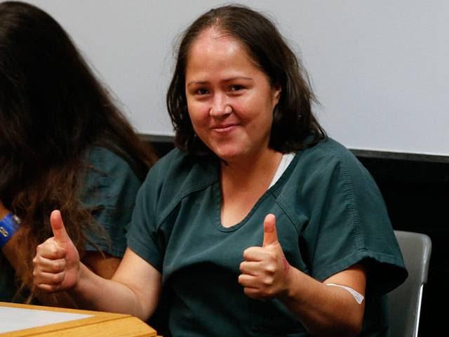 Isabel Martínez, originaria de México, dijo al juez que no quería los servicios de un abogado defensor.