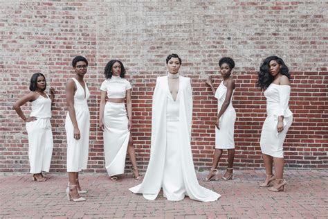 Bride Recreates Solange's Epic Wedding Party Photo, Nails It