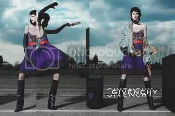 Givenchy's Fall 2012 Campaign