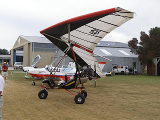 Airborne Outback trike