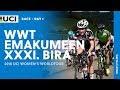 Vídeo resumen de la 1ª etapa de la Emakumeen Bira 2018