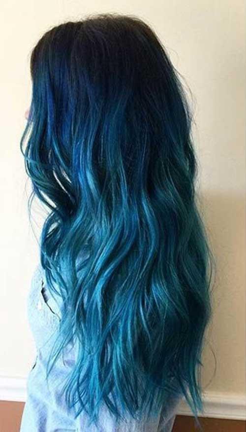 "15 Of The Most Breathtakingly Beautiful ""Mermaid"" Hair ..."