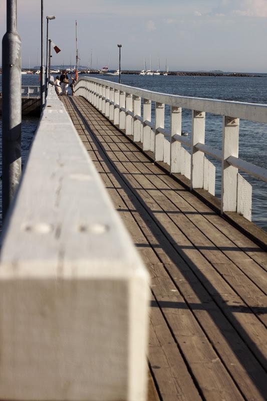 Caminito de la playa