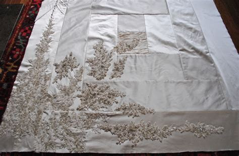 wedding dress quilt   Google Search   Quilts, crazy quilts