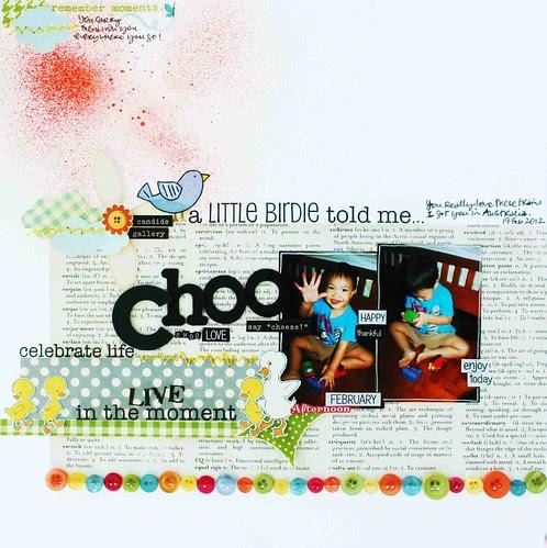 Choo choo love