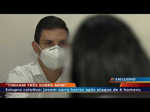 Polícia investiga caso de estupro coletivo em Águas Lindas