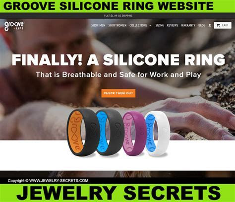 GROOVE SILICONE RING REVIEW ? Jewelry Secrets