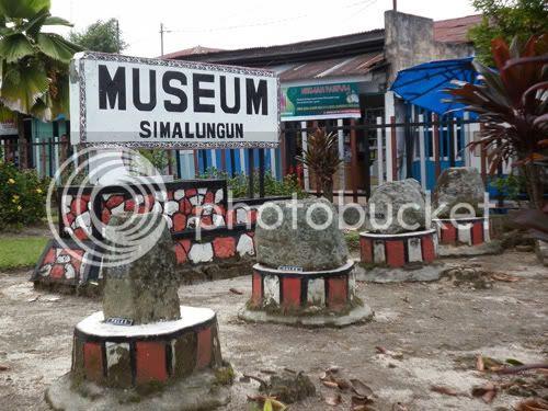 Nggak Sengaja Ketemu Museum Simalungun