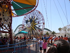 Ferris Wheel in the Day