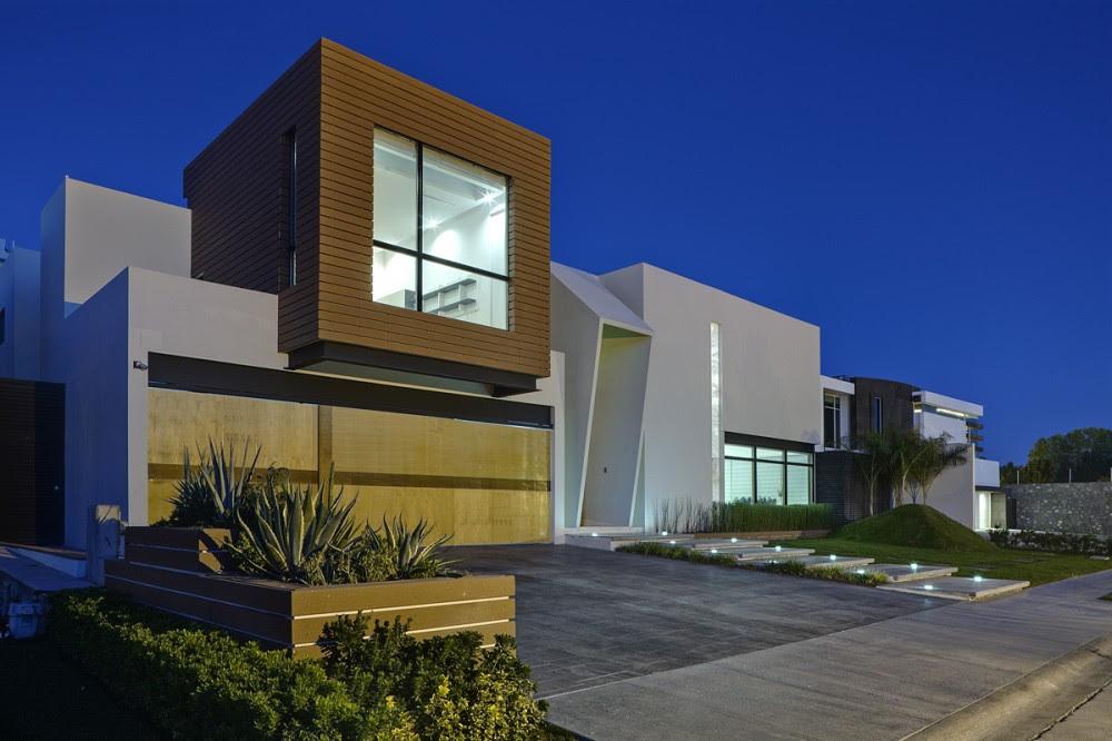 Casa Cubo - Arquitectura en Movimiento