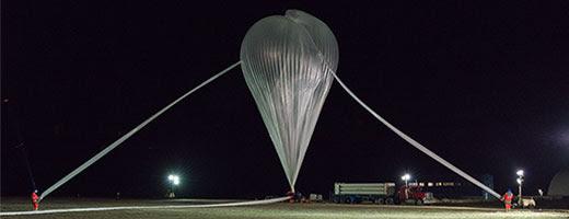 Stratospheric Balloons Canadaca