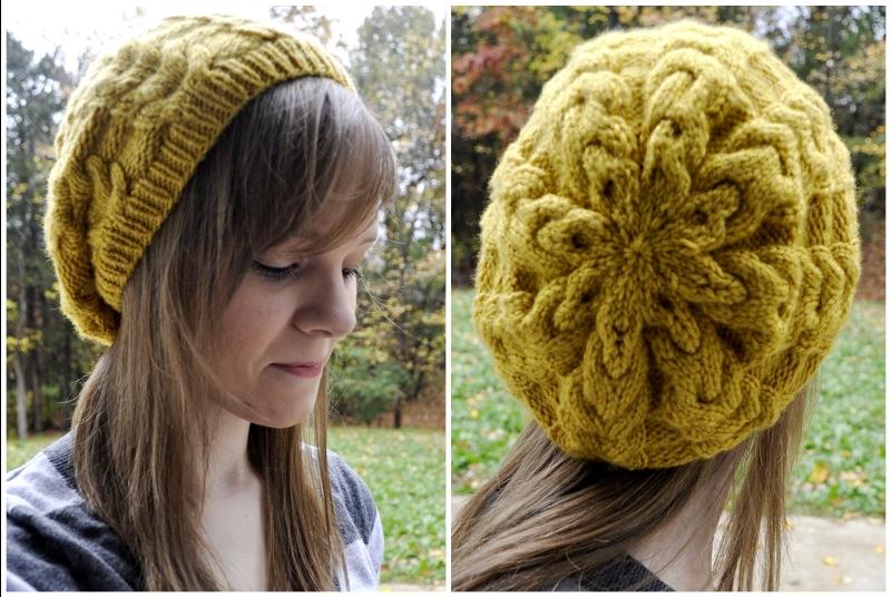 Demi Knits: Marigold Slouch (Knit Pattern)