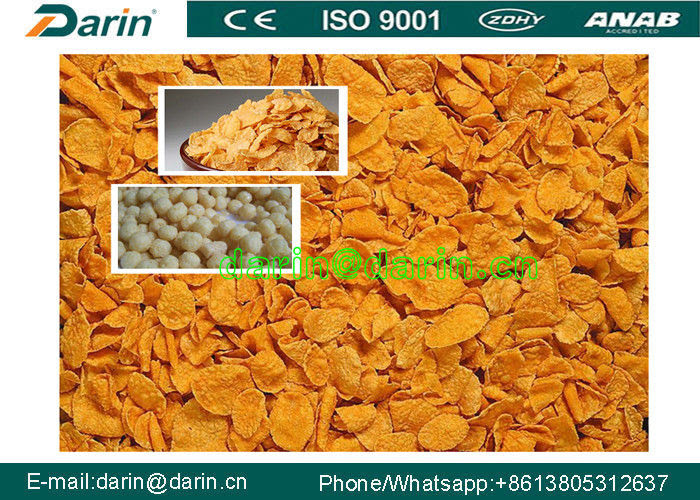 Gluten Free Bulk Breakfast Cereal corn flakes processing ...